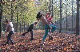 2e atelier photo-danse : l'album en ligne !