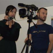 """Atelier """"vidéo-danse"""" proposé par Arnaud le samedi 28 avril(11h30-13h30 à l'UCFAF)"""