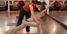 Saison 2019-2020 : Cours de danse et de yoga