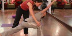 Cours de Yoga et Danse-impro