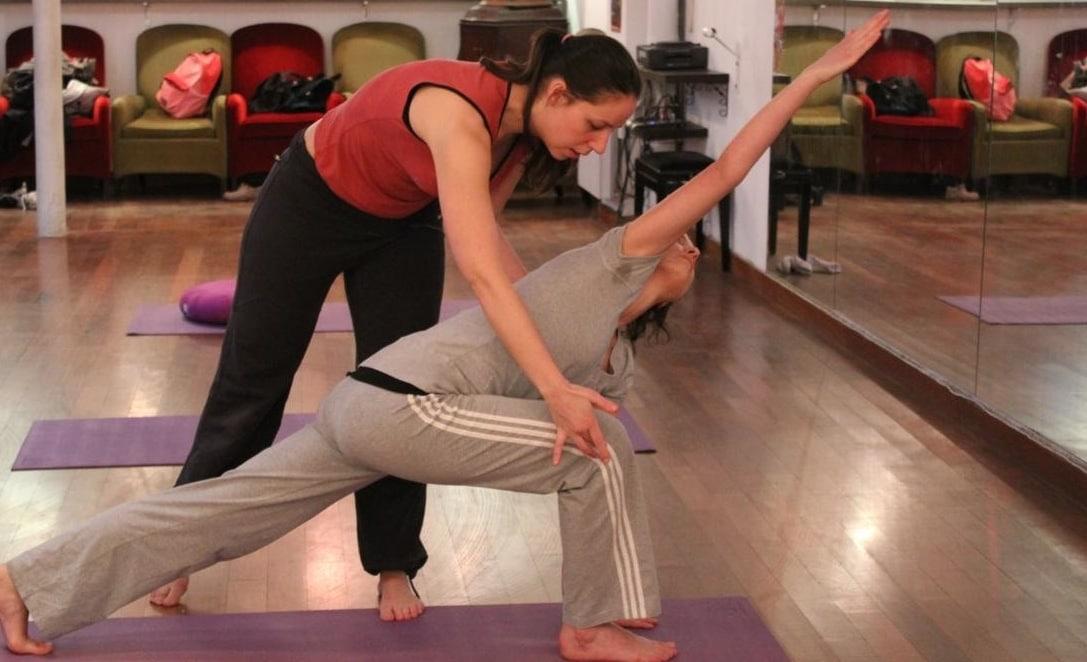 Cours de danse et de yoga