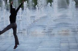 "Album n°5 de photo-danse ""Lignes de fuite"""