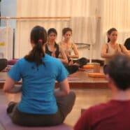 Stage de yoga détente le lundi 2 janvier