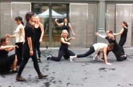 Performance 5 décembre  «Gare au danseurs»