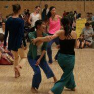 Stage de danse-improvisation le week-end prochain