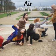 Voici le tout dernier album de l'atelier photo-danse « Air » !