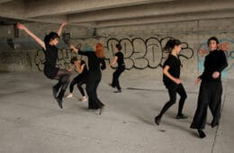 Photo danse VI : L'album photo « Plumes » est en ligne !
