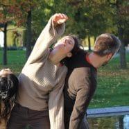 Week-end du 29-30 avril : Stage de Body-mind Centering® et Danse