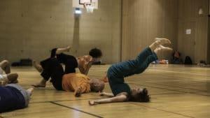 Danse-improvisation