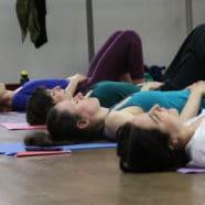 Mardi 18h45 : Cours de YOGA et méditation