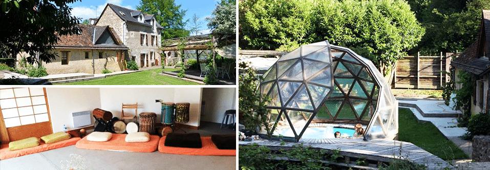 Juillet – Août 2018 : Vacances de Yoga et BMC® dans la Sarthe