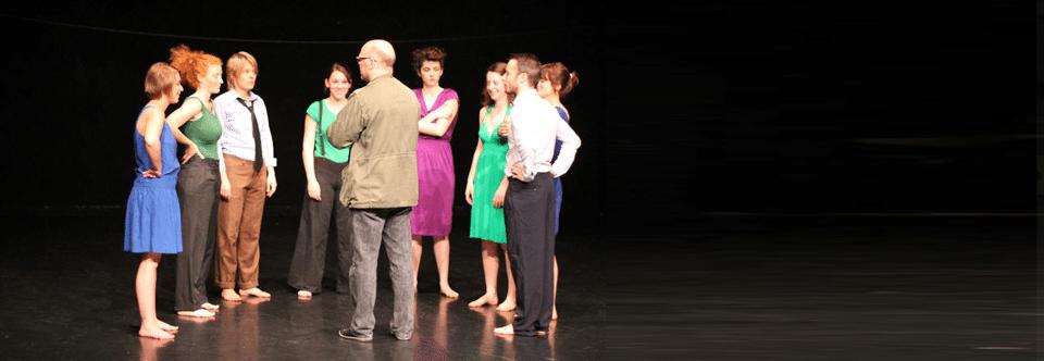 10 juin : une nouvelle journée d'improvisation danse et théâtre