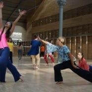 Dimanche 23 septembre : Stage de danse-improvisation de rentrée
