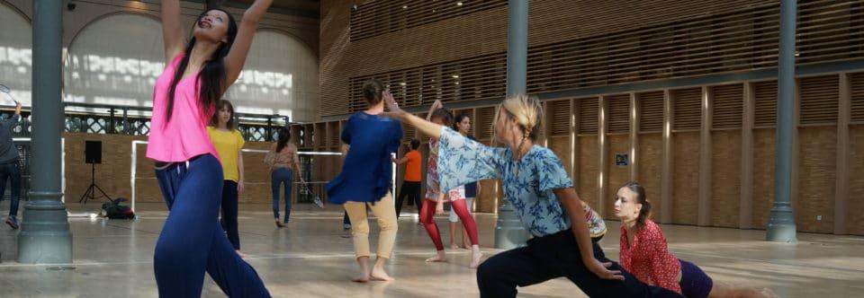 Danse-impro : portes ouvertes le 4 juillet !