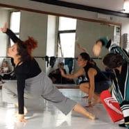 Août 2019 : du yoga et de la danse à Paris !