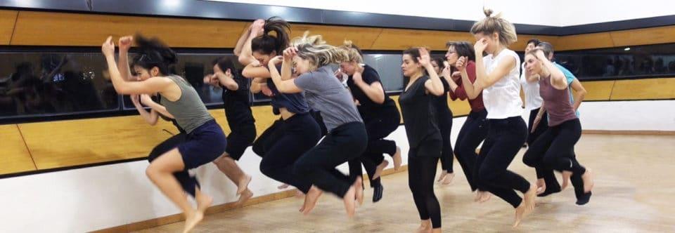 Dimanche 23 février : Atelier de danse / Expressivité du mouvement