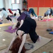 Nouveau ! Des cours de danse et yoga en matinée !